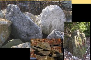 Natursteine / Findlinge