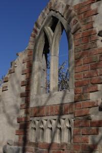 Gothisches Fenster